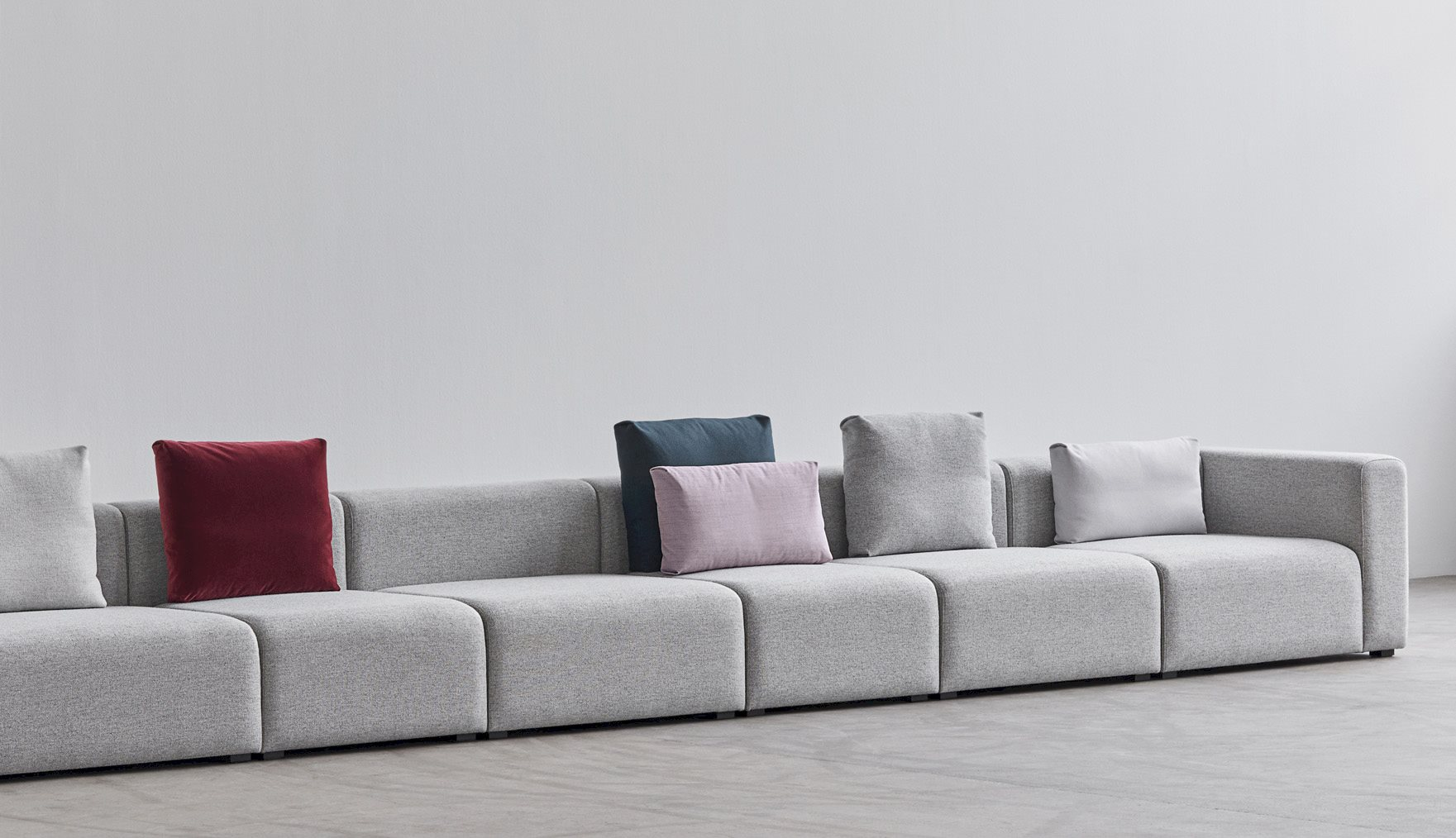 Mags Sofa Hay : Mags seater combination hay