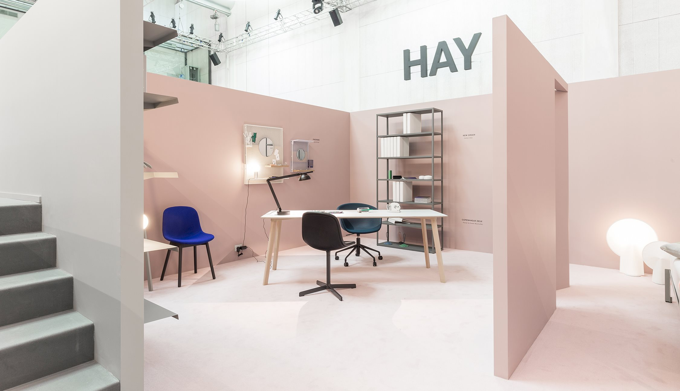 Together With Our Talented International Designers, HAY Exhibited A  Collection That Builds Upon The Core Belief That Good Design Should Be  Accessible To All ...