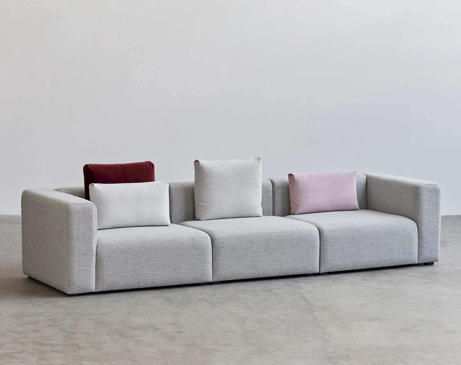Mags Sofa Hay : Mags sofa has many upholstery options which enables the sofa to