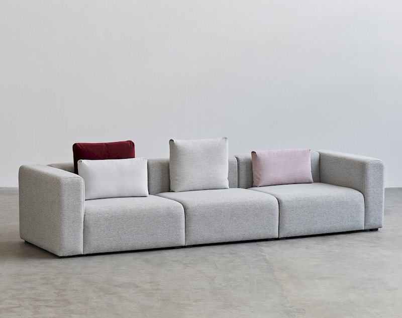 Mags Sofa Has Many Upholstery Options Which Enables The To Find Its Own Personality Hay